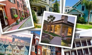 American cities with the most million-dollar homes