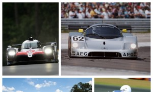 The most iconic LeMans Prototypes (LMP1) over the years