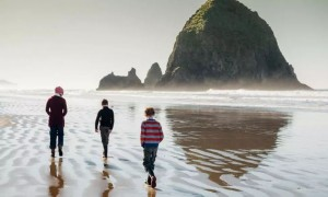 50. Cannon Beach, Oregon, U.S.A.
