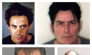 Mugshots of Famous Celebrities!
