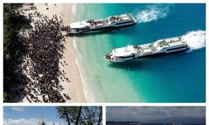 Nature's Mayhem At Lombok, Indonesia
