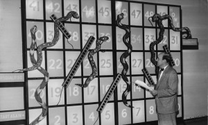 25. Snakes and Ladders originated in India