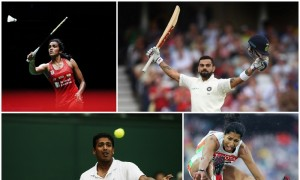The Greatest Pro-Athletes Of India