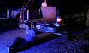 The Border Patrol's Hunt For Immigrants
