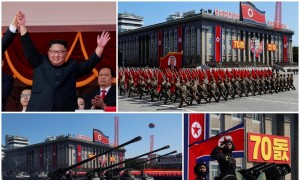 North Korea Crosses 70