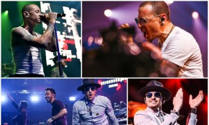 Chester Bennington's Melancholic Lyrics