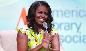 Capricorn: Michelle Obama