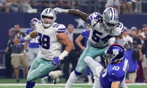 25. Dallas Cowboys