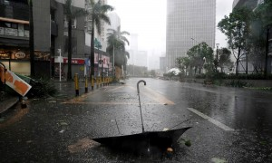The Wrath Of Mother Nature: Typhoon Mangkhut
