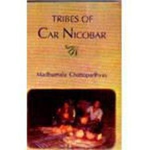 Cover page of the book, Tribes of Car Nicobar