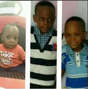 Nigeria kidnapped children