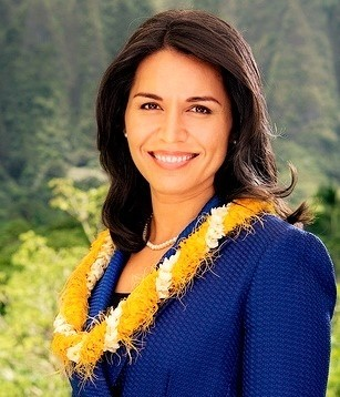 Tulsi Gabbard,Donald Trump,Tulsi Gabbard meets Donald Trump,United States Congress,Republican President-elect Donald Trump,fight against terrorism,Syria