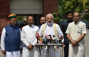 ahead-first-day-monsoon-session-parliament-prime-minister-narendra-modi-urged-all-political