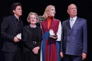 Shah Rukh Khan,Shah Rukh Khan unseen images,Shah Rukh Khan unseen pics,Shah Rukh Khan unseen stills,Davos,SRK at Davos