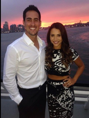 Josh Murray and Andi Dorfman