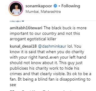 Sonam Kapoor gets Trolled