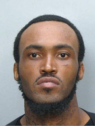 Miami man, Rudy Eugene, who was shot dead after police found him eating another man's face (Image Credit: Miami Police)