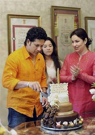 Sachin Tendulkar 42nd Birthday Celebration,Sachin Tendulkar 42nd Birthday Celebration pics,Sachin Tendulkar,sachin tendulkar birthday,Sachin Tendulkar birthday celebration,cricket palyer sachin