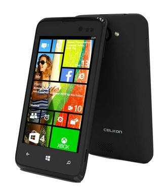Celkon Win 400: Cheapest Windows Phone 8.1 OS based Smartphone Released in India