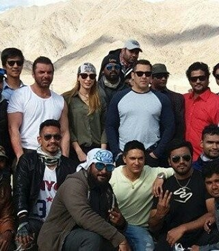 Salman Khan,Salman Khan in Tubelight,Tubelight,Tubelight shooting wraps up,Tubelight shooting wraps up in Ladakh,Tubelight shooting,tubelight movie,salman khan tubelight movie,salman khan kabir khan tubelight