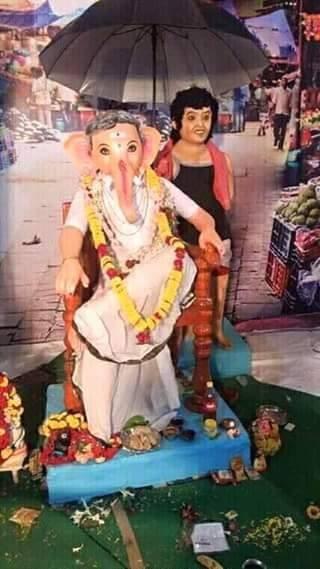 Ganesha,Lord Ganesha,Ganesha Chaturthi,ganesh chaturthi,Ajith,Pawan Kalyan,Jr Ntr,Ajith Ganesha idol,Pawan Kalyan Ganesha idol,Jr Ntr Ganesha idol,Ganesha idol desigs