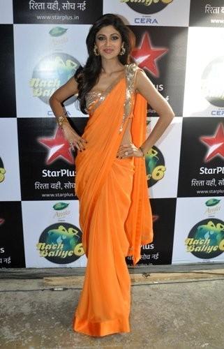 Shilpa Shetty on Nach Baliye