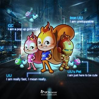 UC Browser developer UC Web launches their first ever Android game UC Crazy Run
