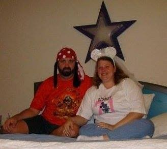 Chapel Hill shooter Craig Hicks with his wife.