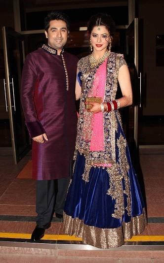 Aamna Shariff and Amit Kapoor (Varinder Chawla)