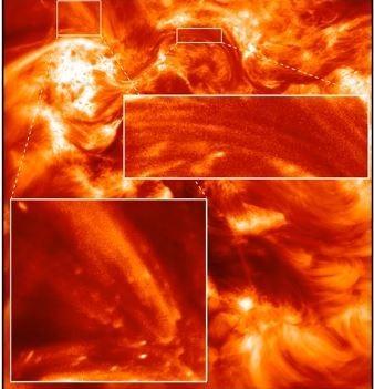 Solar corona