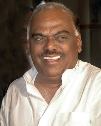 Karnataka health minister Ramesh Kumar