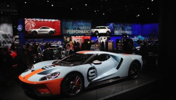 North American International Auto Show,North American International Auto Show 2019,Detroit Auto Show,detroit motor show,detroit motor show 2019,Toyota Supra,Gazoo Racing,Ford Shelby GT-500