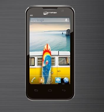 Micromax Bolt A61 Dual-Core Smartphone with Metal Chassis Released for ₹4,999
