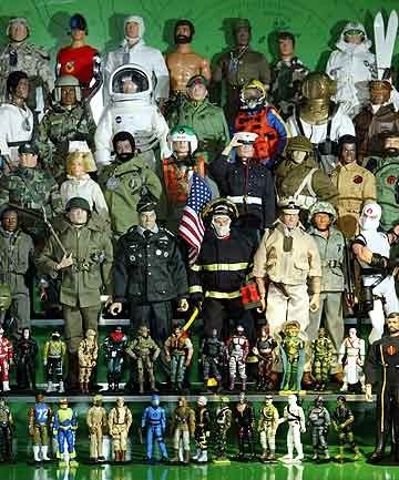 G.I.Joe action figurines/Reuters
