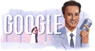 Bollywood singer Mukesh,Google's Doodle,Google Doodle,Mukesh 93rd birth anniversary,playback singer Mukesh