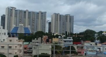 Bengaluru skyscrapers