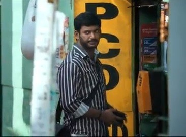 Screenshot from Pandiyanadu (YouTube)
