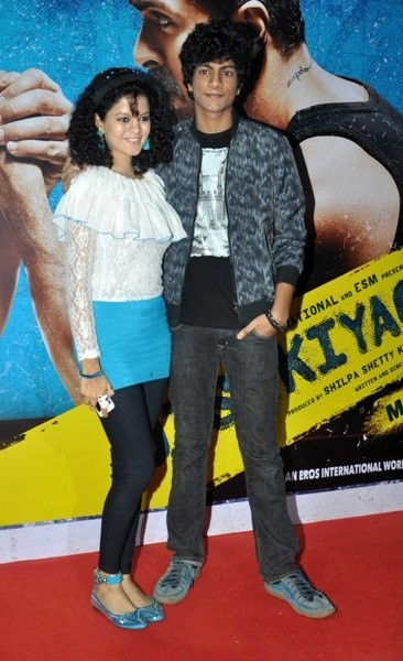 Launch of song 'Tu Mere Type Ka Nahi Hai' from the upcoming film