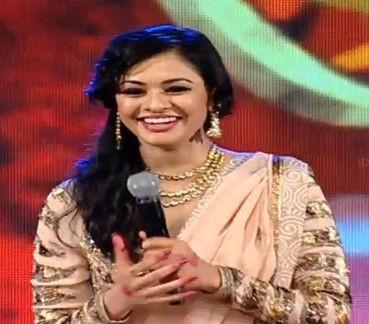 Pooja Kumar at Uttama Villain Telugu Audio Launch