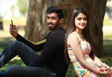 Run Anthony,Run Anthony review,Vinay Rajkumar,Rukhsar Mir,Run Anthony movie stills,Run Anthony movie pics,Run Anthony movie images,Run Anthony movie photos,Run Anthony movie pictures