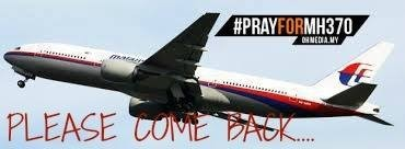 Another Prayer for MH370 (Facebook Picture)