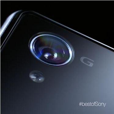 Snapshot of Sony Honami aka Xperia Z1
