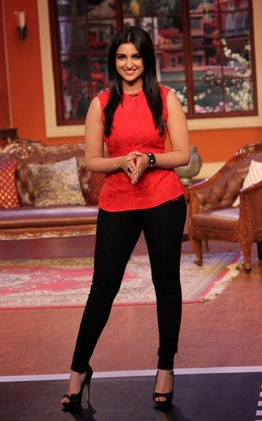 Parineeti Chopra on Comedy Nights with Kapil