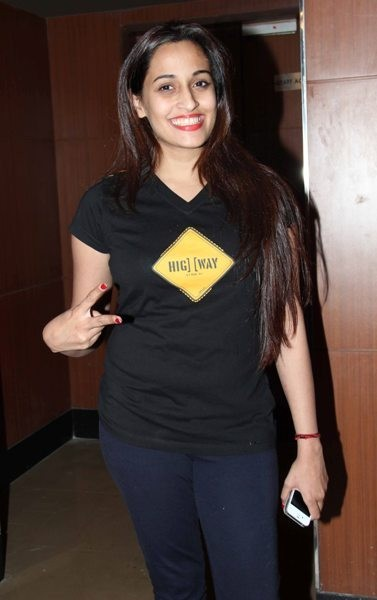 'Highway' promotional event at PVR