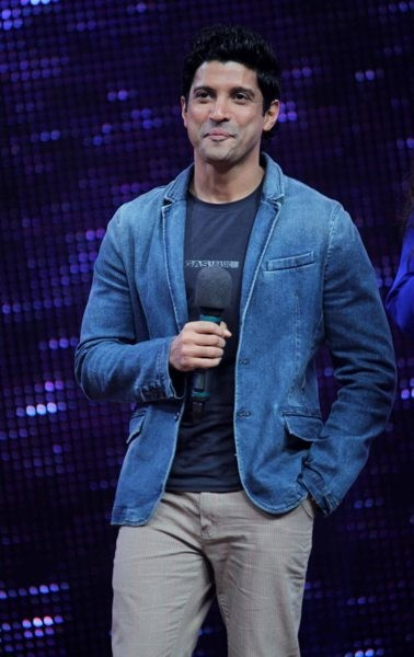 Farhan Akhtar on Nach Baliye Grand Finale