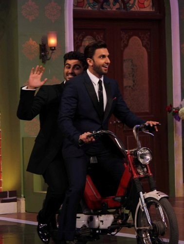 'Gunday' stars on Comedy Night With Kapil