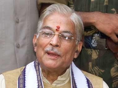 Public Accounts Committee (PAC) Chairman Murli Manohar Joshi