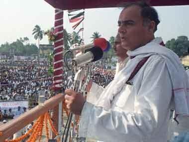 Representational picture: Rajiv Gandhi