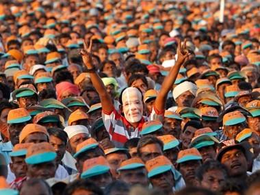 Narendra Modi rally