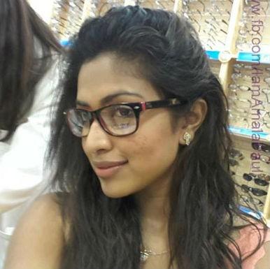Amala Paul without Makeup